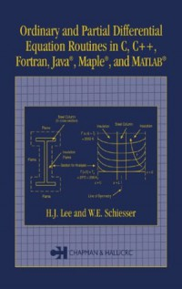 ordinary-and-partial-differential-equation-routines-in-c-c-fortran-java-maple-and-matlab