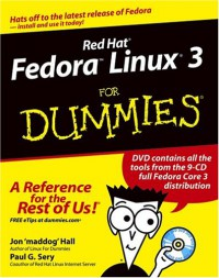 red-hat-fedora-linux-3-for-dummies
