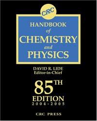 crc-handbook-chemistry-and-physics-85th-edition