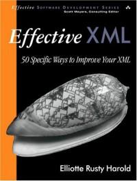 effective-xml-50-specific-ways-to-improve-your-xml