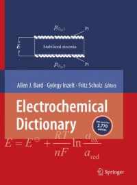 electrochemical-dictionary