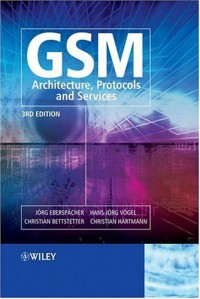 gsm-architecture-protocols-and-services