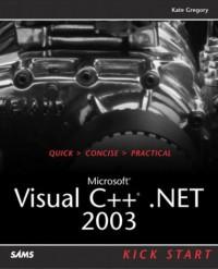microsoft-visual-c-net-2003-kick-start