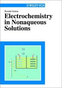 electrochemistry-in-nonaqueous-solutions