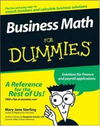 business-math-for-dummies