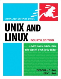 unix-and-linux-visual-quickstart-guide-4th-edition