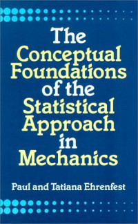 the-conceptual-foundations-of-the-statistical-approach-in-mechanics-dover-books-on-physics-and-chemistry