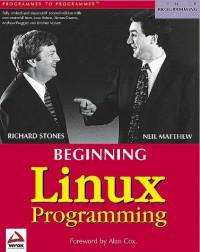 beginning-linux-programming-linux-programming-series