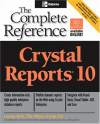 crystal-reports-10-the-complete-reference-complete-reference-series