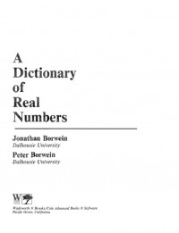a-dictionary-of-real-numbers