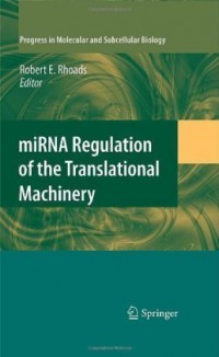 mirna-regulation-of-the-translational-machinery-progress-in-molecular-and-subcellular-biology