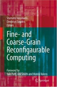fine-and-coarse-grain-reconfigurable-computing