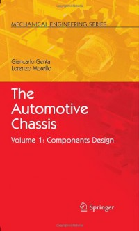 the-automotive-chassis-volume-1-components-design-mechanical-engineering-series