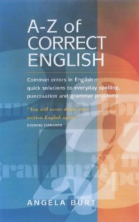 the-a-z-of-correct-english