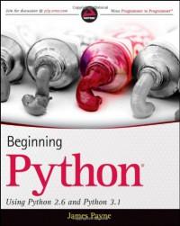 beginning-python-using-python-2-6-and-python-3-1-wrox-programmer-to-programmer