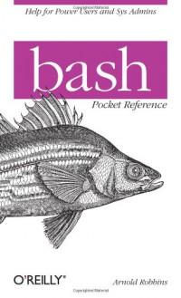 bash-pocket-reference