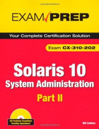 solaris-10-system-administration-exam-prep-exam-cx-310-202-part-ii