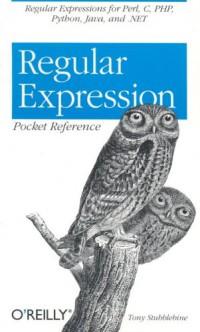 regular-expression-pocket-reference