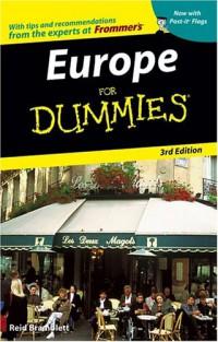 europe-for-dummies-dummies-travel