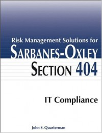 risk-management-solutions-for-sarbanes-oxley-section-404-it-compliance