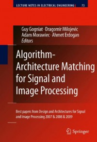 algorithm-architecture-matching-for-signal-and-image-processing