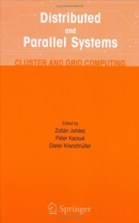 distributed-and-parallel-systems-cluster-and-grid-computing