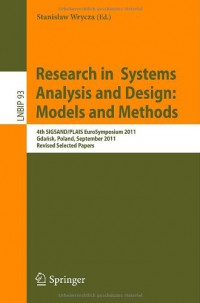 research-in-systems-analysis-and-design-models-and-methods-4th-sigsand-plais-eurosymposium-2011