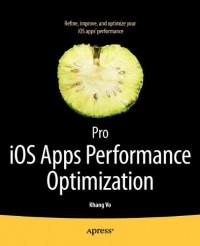 pro-ios-apps-performance-optimization-professional-apress
