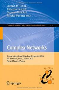 complex-networks-second-international-workshop-complenet-2010-rio-de-janeiro-brazil-october-13-15-2010