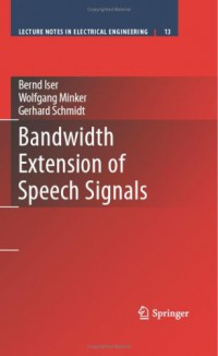 bandwidth-extension-of-speech-signals-lecture-notes-in-electrical-engineering