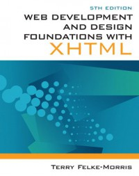 web-development-and-design-foundations-with-xhtml-5th-edition