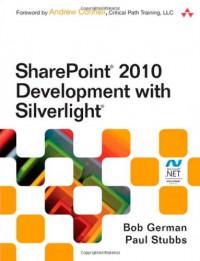 sharepoint-2010-development-with-silverlight-microsoft-net-development-series