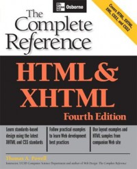 html-xhtml-the-complete-reference-fourth-edition