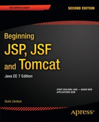 beginning-jsp-jsf-and-tomcat-java-web-development