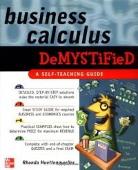 business-calculus-demystified