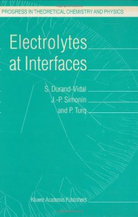 electrolytes-at-interfaces-progress-in-theoretical-chemistry-and-physics