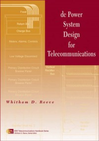 dc-power-system-design-for-telecommunications-ieee-telecommunications-handbook-series