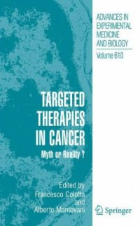 targeted-therapies-in-cancer-myth-or-reality-advances-in-experimental-medicine-and-biology
