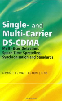 single-and-multi-carrier-ds-cdma-multi-user-detection-space-time-spreading-synchronisation-networkingand-standards