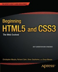 beginning-html5-and-css3-the-web-evolved