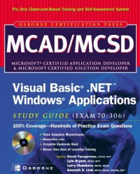 mcad-mcsd-visual-basic-r-net-tm-windows-r-applications-study-guide-exam-70-306