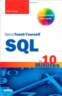 sams-teach-yourself-sql-in-10-minutes-4th-edition