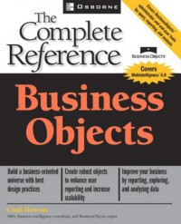 businessobjects-the-complete-reference