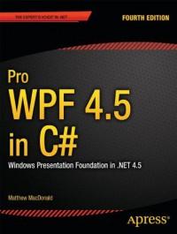 pro-wpf-4-5-in-c-windows-presentation-foundation-in-net-4-5