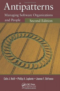 antipatterns-managing-software-organizations-and-people-second-edition-applied-software-engineering-series