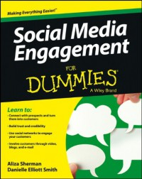 social-media-engagement-for-dummies-for-dummies-business-personal-finance