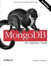 mongodb-the-definitive-guide