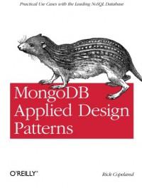 mongodb-applied-design-patterns