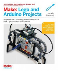 make-lego-and-arduino-projects-projects-for-extending-mindstorms-nxt-with-open-source-electronics