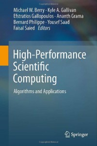 high-performance-scientific-computing-algorithms-and-applications
